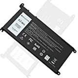 Saleaps WDX0R WDXOR Laptop Battery - Replacement for Dell Inspiron 13 5368 5378 5379 7368 7378 Inspiron 15 5565 5567 5568 7570 7579 17 5765 5767 5770,Fit Notebook T2JX4 FC92N CYMGM 42WH/11.4V