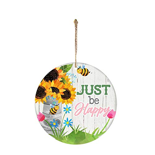Janly Clearance Sale Cute Bee Pendant Home Decoration Pendant Decor For Home Hanging Pendant , Decoration & Hangs forHome & Garden , Easter St Patrick's Day Deal (A)