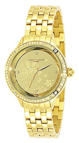 Naf Naf Reloj de Cuarzo N10434G-104 36 mm