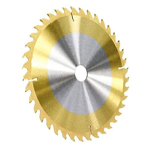 Slscyx Tratamiento de la Madera Circular VIO la lámina de Acero de Alta Velocidad de Corte de Madera en Rollo de la Rueda de Disco Adecuado for Cortar Hierro del Acero de Aluminio