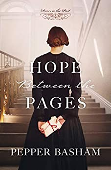 Hope Between the Pages (Doors to the Past) by [Pepper Basham]