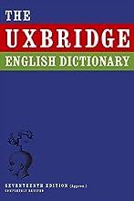 Uxbridge English Dictionary (I