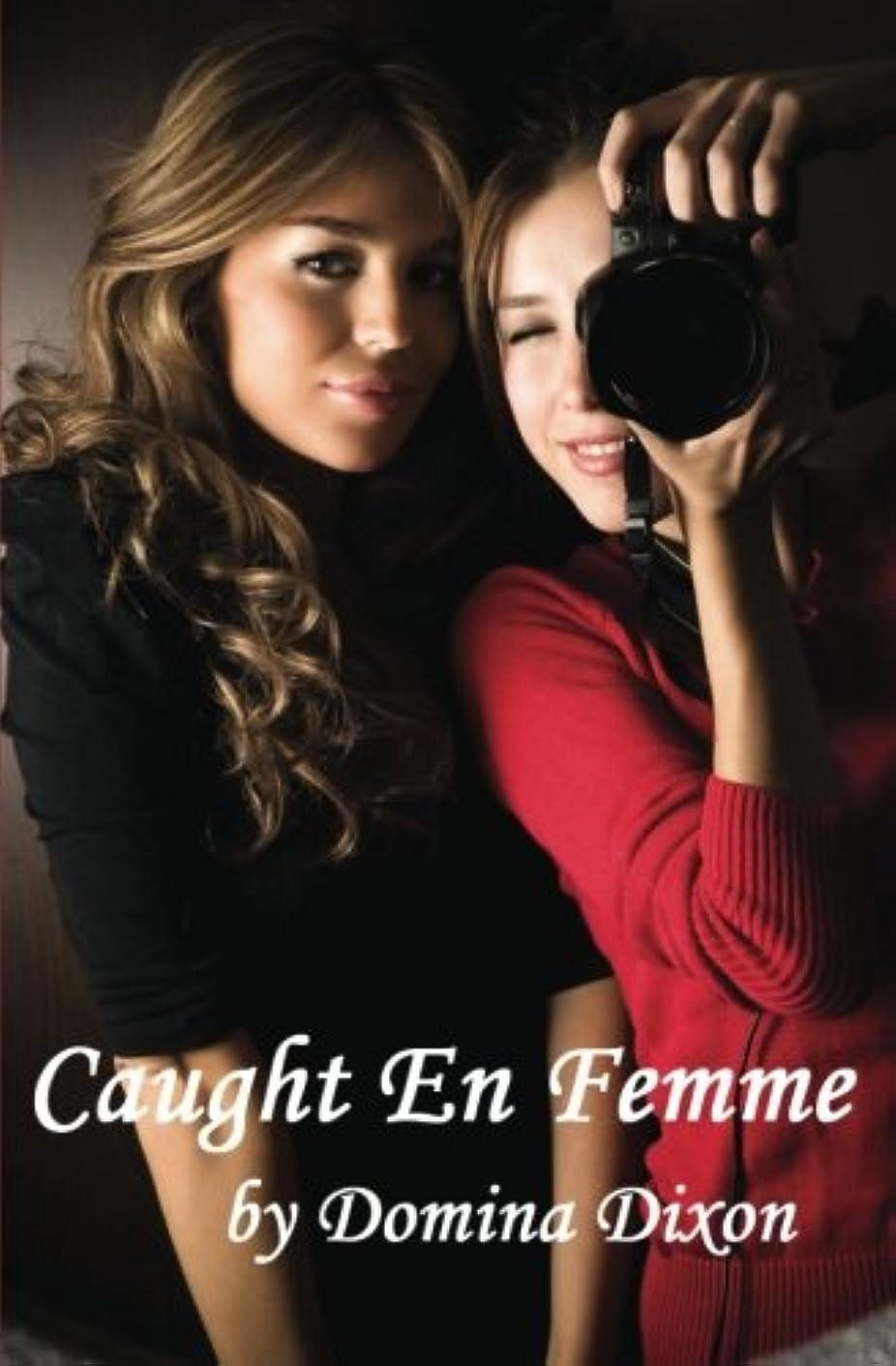 影労働者ごみCaught En Femme