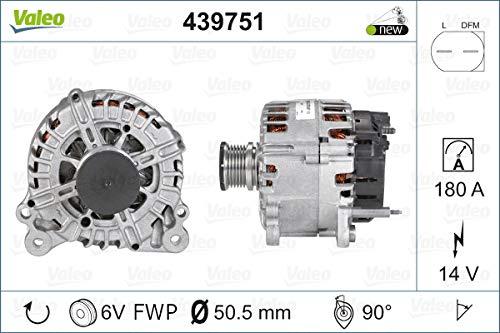 VALEO 439751-VAL Lichtmaschinen