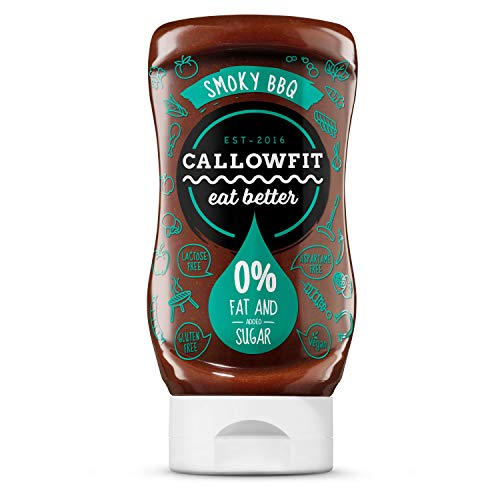 barbecue zero Callowfit Low Carb Salsa 0% Fat & Zucchero