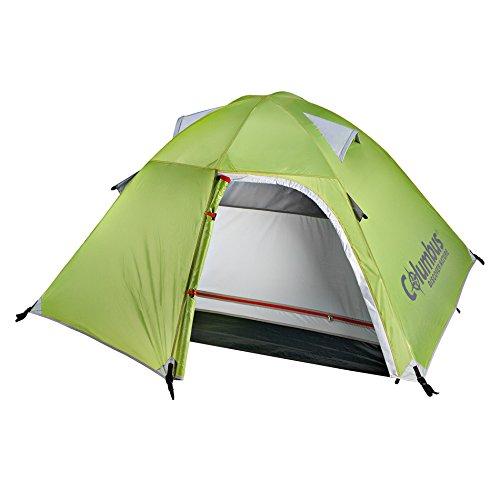 COLUMBUS Discovery 2 Tente Vert