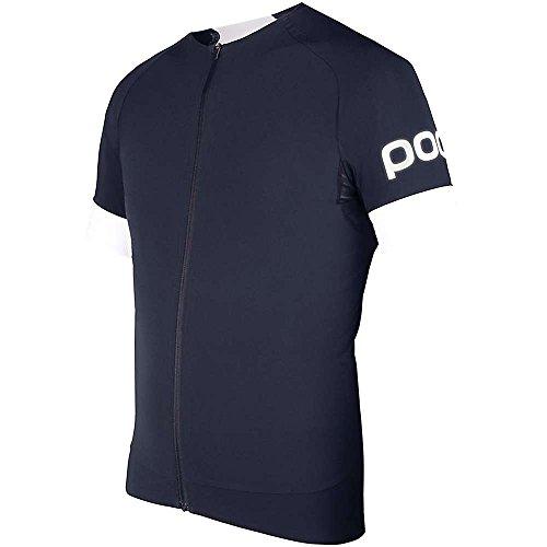 POC Raceday Aero, Maglietta da Ciclismo Uomo, Nero (Navy Black), XXL