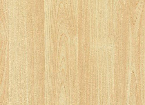 Konrad hoornschok d-c-fix kunststof (folie, zelfklevend, vinyl), houtnerf esdoorn 90 cm x 2,1 m, 346-5042