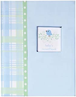 Pepperpot Sweet Tweets Boy Baby Record Book (Discontinued by Manufacturer)