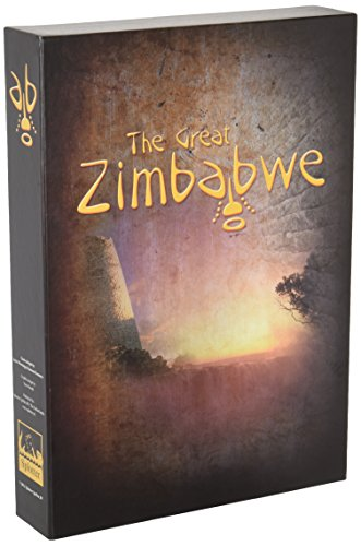 Splotter Spellen The Great Zimbabwe Board Game