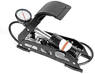 Toriox Heavy Duty 160 PSI Car Air Pump Tyre Inflator – Portable Single Barrel Foot Air Pump Tire Inflator for Car Tires, B...