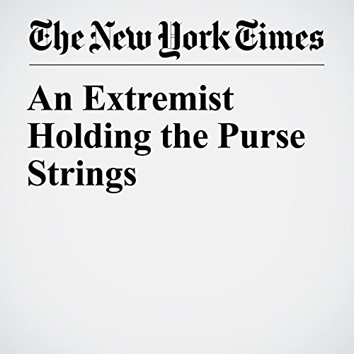 An Extremist Holding the Purse Strings copertina
