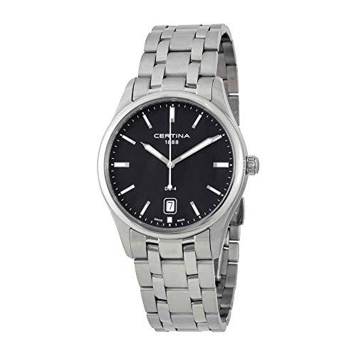 Certina DS 4 Reloj para hombre con esfera negra C022.410.11.051.00