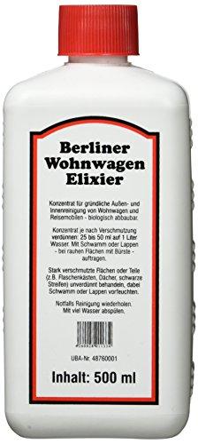 Berliner 29470 Wohnwagenelexier 500 ml