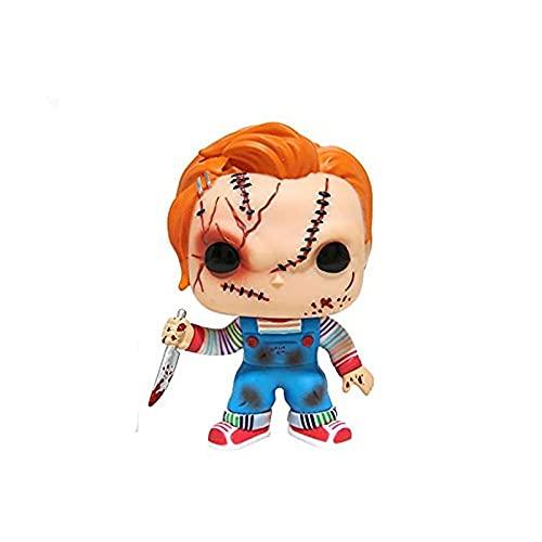 Jeux de l'enfant - Chucky Figure Jouet Collectible - 10cm