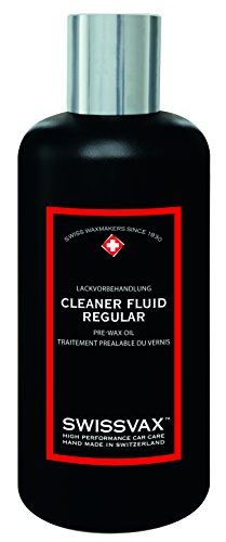 SWISSVAX / SWIZÖL Cleaner Fluid Regular, 250ml (Handpolitur)