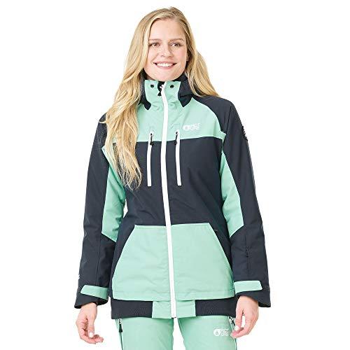 Picture Lander Print Jacket WVT165 Mint Green Gr. L