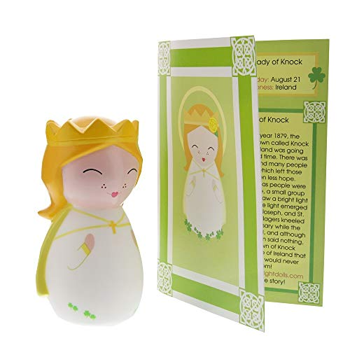 Price comparison product image Our Lady of Knock Catholic Kids Toy and Collectible - Ireland