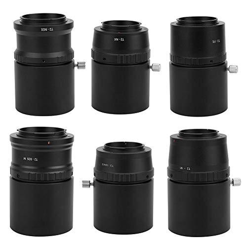 Adapterbuis voor M48-T-montage, astronomische 2-inch T-mount ringadapter, telescoopadapter, telescoop T-ring Geschikt voor Nikon voor Canon voor Sony(N1)