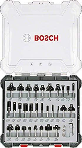 Bosch Professional -   30tlg. Fräser Set