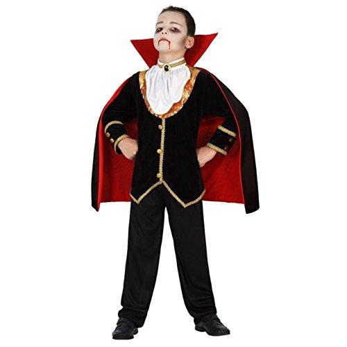 Atosa - 22756 - Costume - Déguisement De Vampire - Garçon - T-4