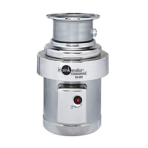 Insinkerator SS-200-29 Medium Capacity Commercial Waste Disposer