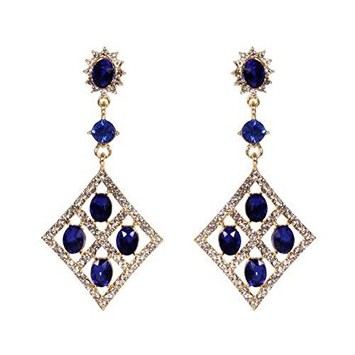 Beautiful Design Dangle Earrings Tassel Earrings Ears Décoration pour dames, No.5