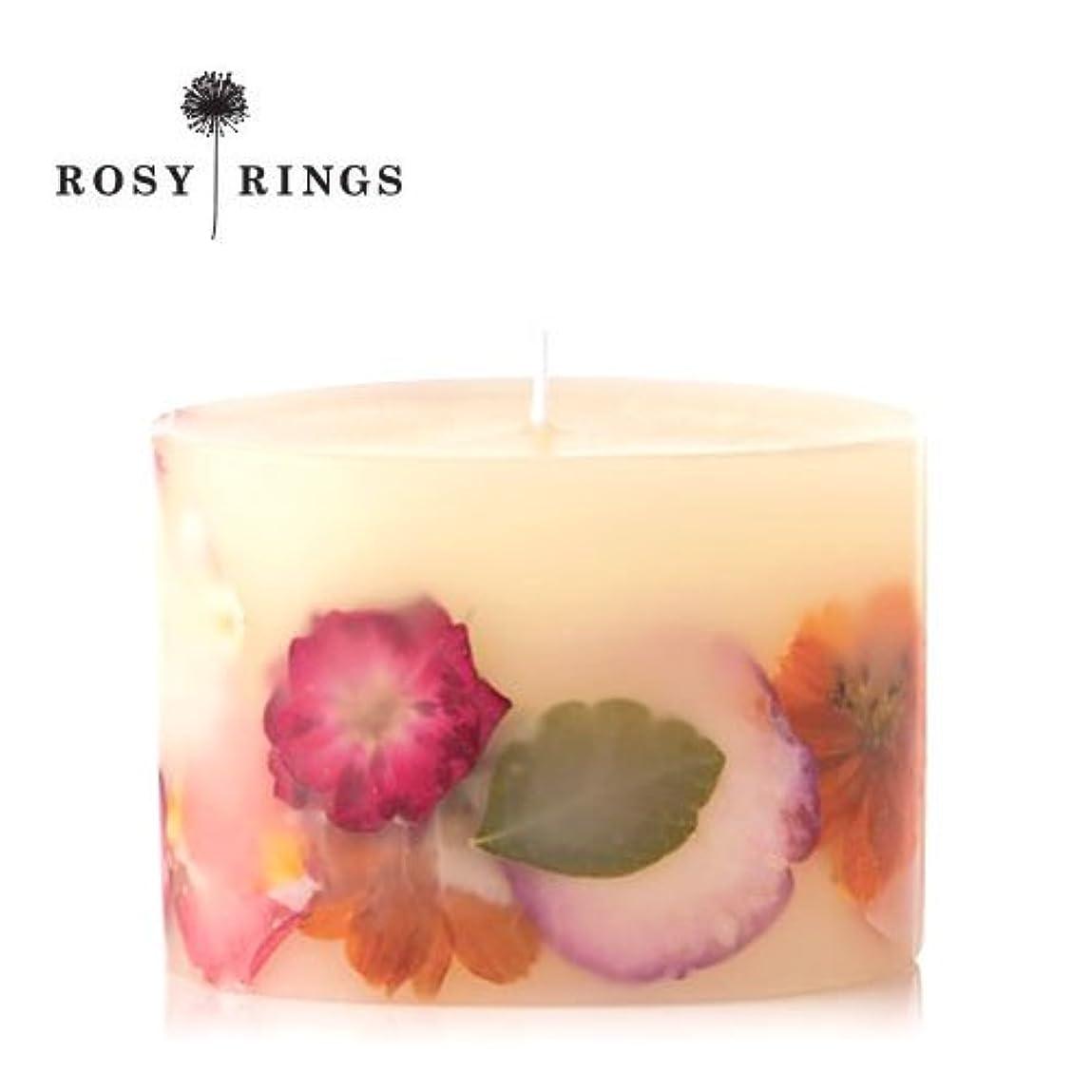 締め切りどこでも専門【正規取扱店】 ROSY RINGS プティボタニカル キャンドル ?フィグ&ポピー? PETITE BOTANICAL COLLECTION (ロージーリングス)