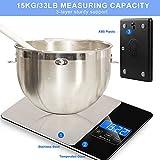 Zoom IMG-1 bilancia da cucina rcruvvh digitale