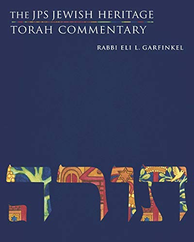 The JPS Jewish Heritage Torah Commentary (JPS Study Bible) (English Edition)