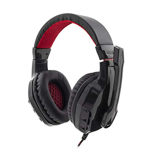 White Shark Headset GHS-1641 Panther schwarz/Rot