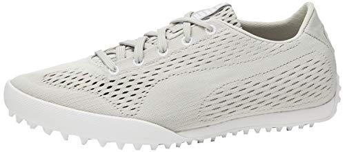 PUMA Monolite Cat Em, Chaussures de Golf Femme, Gris (Gray Violet White 01), 39 EU