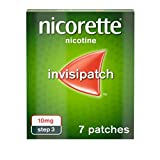 Nicorette Invisipatch, Step 3, Nicotine Patches