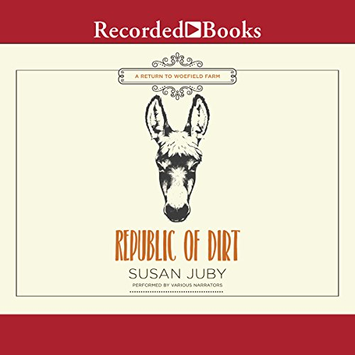 Republic of Dirt audiobook cover art