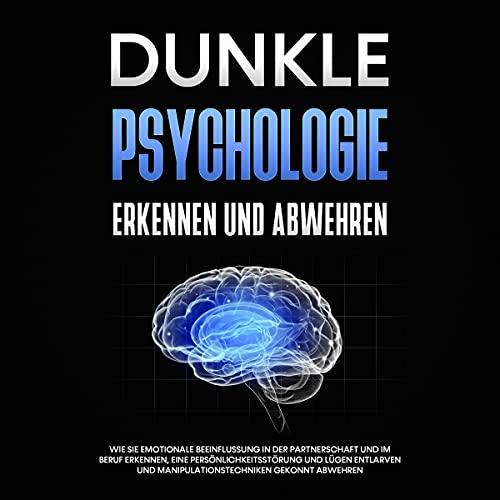 Dunkle Psychologie erkennen und abwehren Titelbild