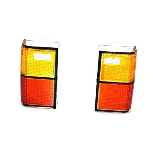 XUNJIAJIE ZuoLan RC Voiture Coquille de feu arrière Accessoire décoratif pour Axial SCX10 90046 90047 Cherokee Jeep Voiture