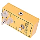 Effects Pedal Fuzz Tone Practical Sturdy for Guitarist