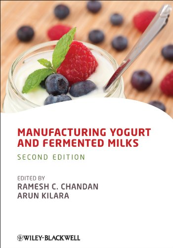 Manufacturing Yogurt and Fermented Milks (English Edition)