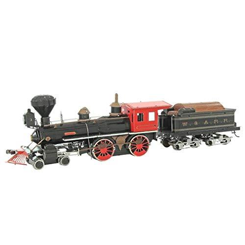 Metal Earth Wild West - 4-4-0 Locomotive