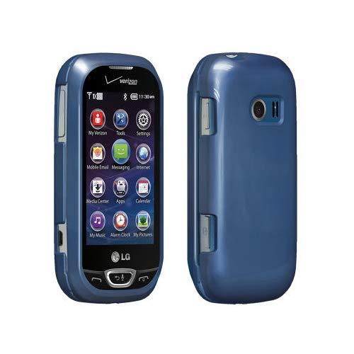 Verizon - Carcasa para LG Extravert 2, color azul