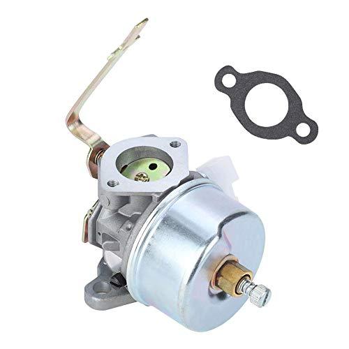 Liineparalle Carburador de cortacésped Carburador Nuevo El carburador de cortacésped se Adapta a Tecumseh 631918 HS40 4HP HS50 5HP