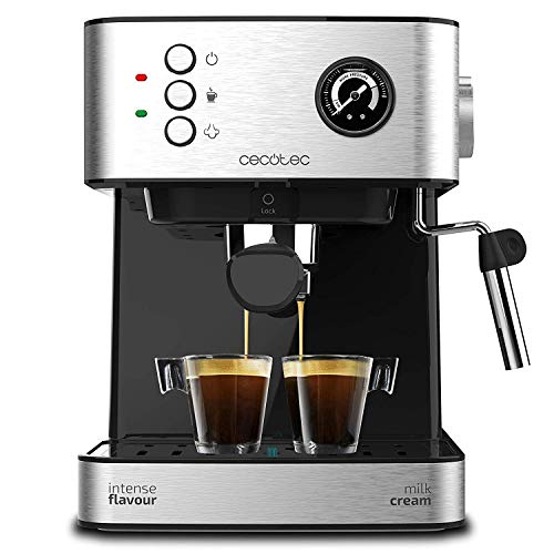 Cecotec Cafetera Express Power Espresso 20 Professionale