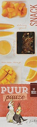 Puur Futterstick Früchte & Honig für Grosssittiche, 2er Pack (2 x 140 g)
