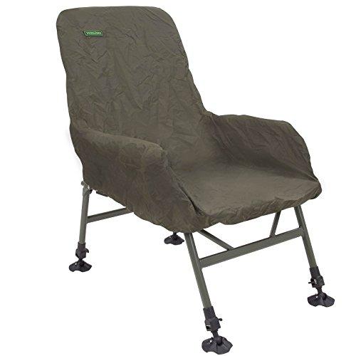 Pelzer Regenschutz für Angelstuhl Karpfenstuhl - Executive Chair Rain Cover grün