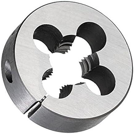Kodiak Cutting Tools KCT171708 Gewindeschneider, rund, verstellbar, verstellbar, verstellbar, Hochgeschwindigkeitsstahl, 2,5 cm Außendurchmesser, 10,2-101,6 cm B007BTQWD2 | Bekannt für seine schöne Qualität  35841f