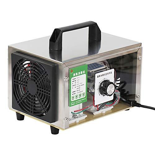 GHDE& commerciële ozonmachine - 50000 mg/h professionele O3 luchtreiniger, ozonator | krachtige luchtfilter, voor huis, hotels, kelders, boerderijen en openbare plaatsen