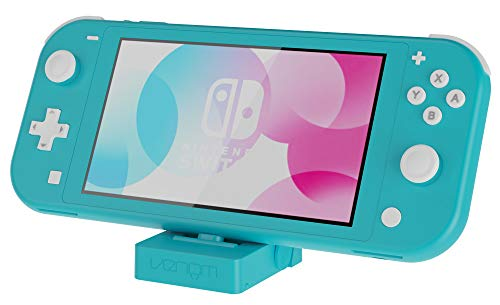 Venom Switch Lite Charging Stand - Turquoise (Nintendo Switch Lite) - Nintendo Switch [Importación inglesa]