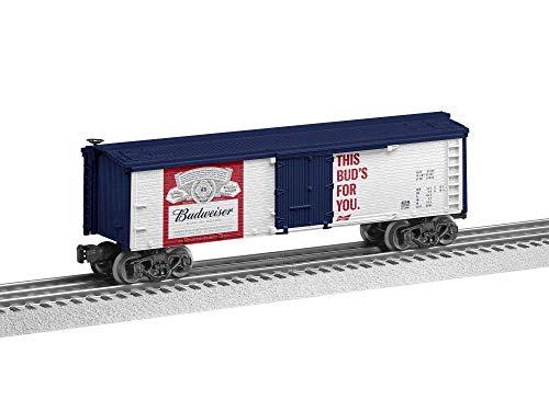 Lionel Trains - Budweiser Reefer, O Gauge