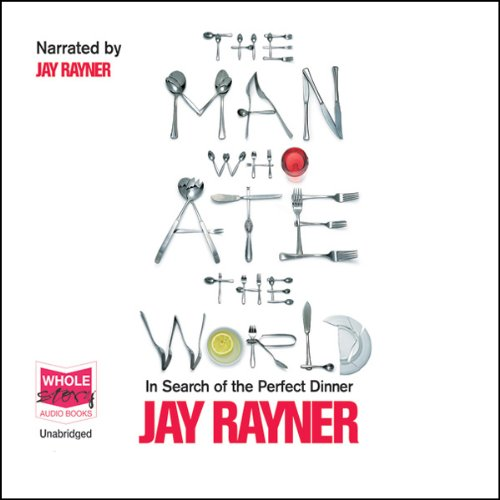 The Man Who Ate the World audiobook cover art