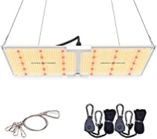 SPIDER FARMER SF-2000 LED Grow Light 2x4 ft Coverage Compatible with Samsung LM301B Diodes & MeanWell Driver Dimmable...